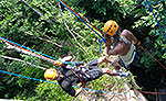 Cancun Rappelling