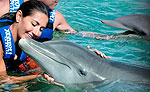Swim with Dolphins Xcaret Cancun