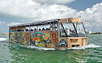 Duck Tours Cancun Mexico