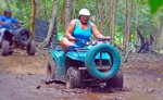 ATV Riding Excursion Cozumel