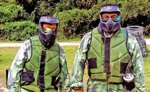 Cozumel Paintball Tour