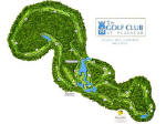 Hard Rock Golf Course Map