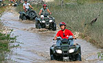 ATV Tour in Cancun Mexico