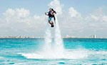 Cancun Mexico, Jetpack Tour