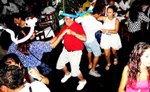 Cancun Salsa Dancing at Carlos N Charlie's