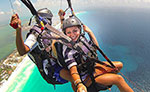 Paragliding Tour Cancun