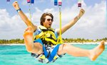 Parasailing Tour Cancun