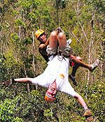 Selvatica Cancun Zip Lines