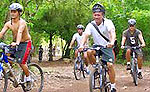 Mountain Biking at Selvatica