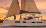 Catamaran Sunset Sailing Riviera
