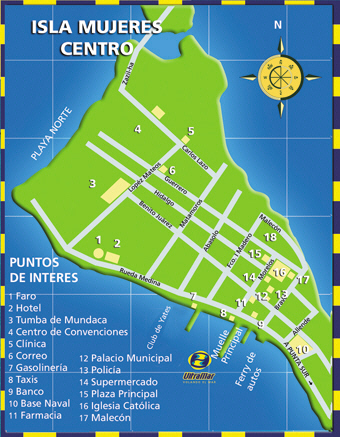 Isla Mujeres Ferry Cancun Ferry Schedules And Information