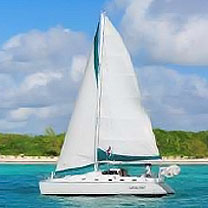 Private Catamarans Cancun