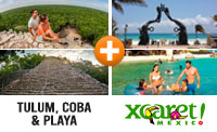 Chichen Itza & Tulum Express Tour