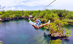 Kin-Ha Zip Lines Excursion