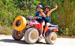 Kin-ha ATV Excursion