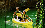 Kayaking Tour Riviera Maya