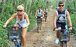 Playa del Carmen Mountain Biking