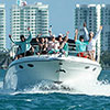 40' Luxury Yacht Charter