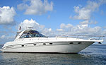 "46' Sea Ray ""Blues"" - Cancun Yacht Charter"