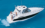 "48' Formula ""Into the Blue"" - Cancun Yacht Charter"