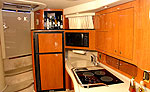 Galley - Cancun Yacht Charter