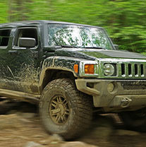 Hummer Jungle Tour