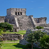 Tulum Excursions from Playa del Carmen Mexico