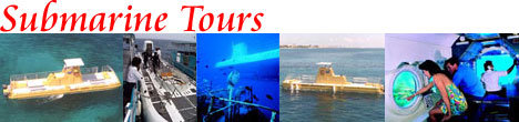 Cancun Submarine Tours