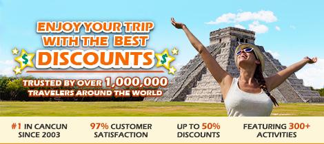 Best discounts at Cancun